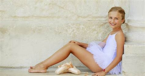 Is Your Young Ballerina Ready For Toe Shoes Safebee