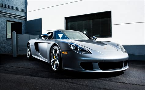 Porsche Carrera Gt 2004 Wallpaper