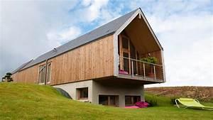 cuisine maison en bois construction ossature bois kit ca With cree ta propre maison 9 dans la maison