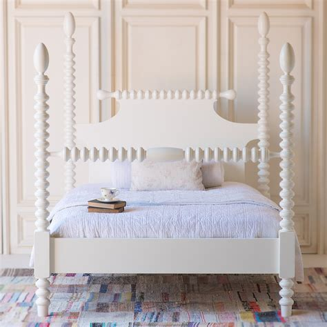 gwendoline spindle bed   beautiful bed company