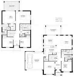 photo of floor plan two storey house ideas house plans and design house plans australia storey