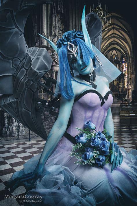 morgana novia fantasma morgana cosplay