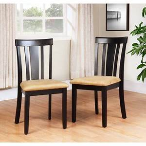 Homelegance Tibalt 5 Piece Rectangle Black Dining Table