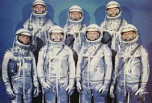 The Mercury astronauts