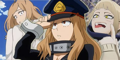 My Hero Academia Camie And The Story Behind Her Shocking