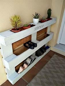 les 25 meilleures idees de la categorie palette d39etageres With meuble d entree chaussures 3 les 25 meilleures idees de la categorie meuble 224