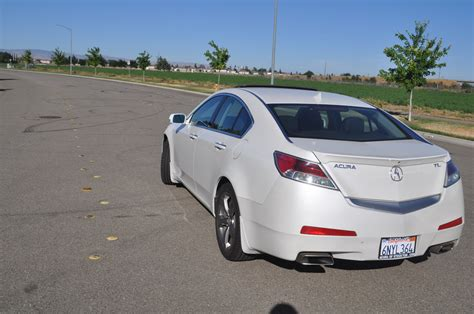 2010 Acura Tl Sh-awd Review