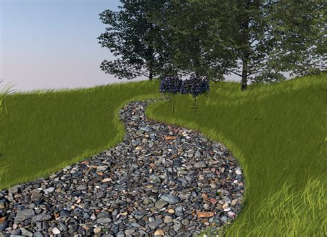 building a gravel path how to make a gravel path 7 steps with pictures wikihow