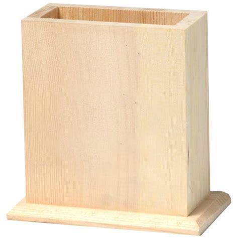 pot 224 crayons en bois 12 cm pot 224 crayon 224 d 233 corer creavea