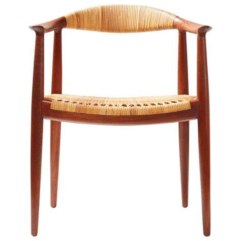 hans j wegner teak jh 501 quot the chair quot 1949 for sale at