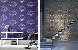 Neue Tapeten Trends : 13 originelle und exklusive tapeten trends f r 2013 ~ Markanthonyermac.com Haus und Dekorationen