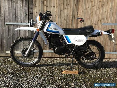 Suzuki Ts250 For Sale by 1980 Suzuki Ts250 For Sale In United Kingdom