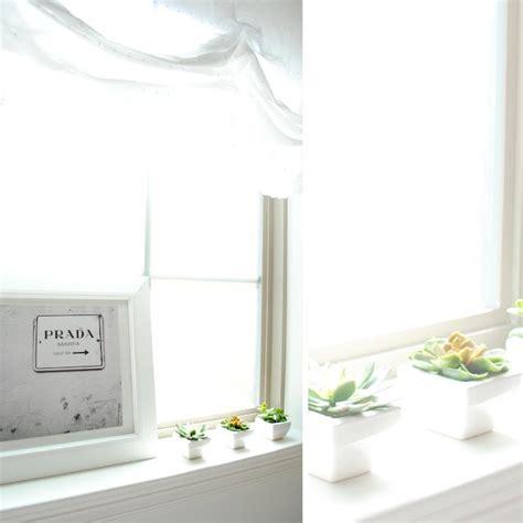 bathroom window sill tiny potted plants bathroom