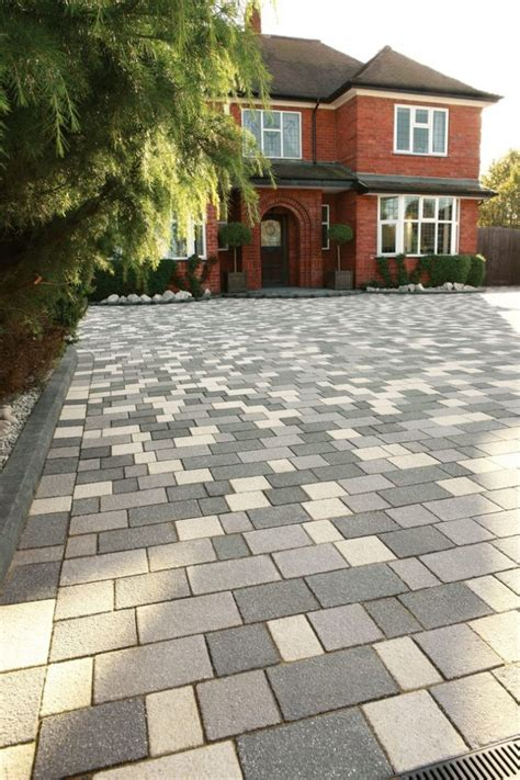 Home Design Best Paving Images On Pinterest House Driveway
