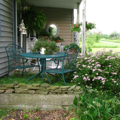 shabby chic terrace source design remont aysidetreasures sandi