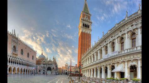 Venice Stmark Square Italy September 2012 Youtube