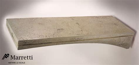 sopracciglie ad ala di gabbiano scale a sbalzo marretti ad ali di gabbiano