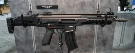 hk  hk submitted  bundeswehr rifle trials hk confirms ausa