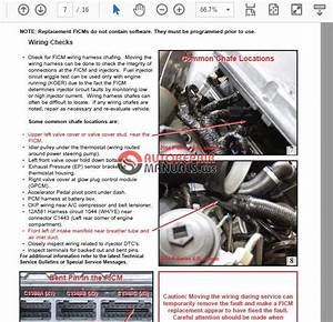 Ford Power Stroke Engine 6 0l Diagnostic Manual