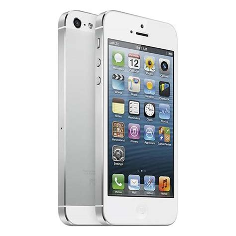 cheap iphones unlocked apple iphone 5 32gb refurbished unlocked iphone white