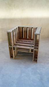 Make your own furniture using pallets for Wooden pallet furniture