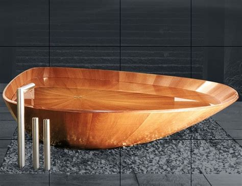 wooden soaking tubs 25 amazing bathrooms with wooden bathtub
