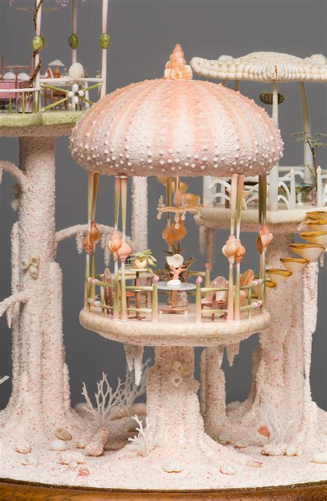 Oh, Just A Miniature Mermaid's Dollhouse