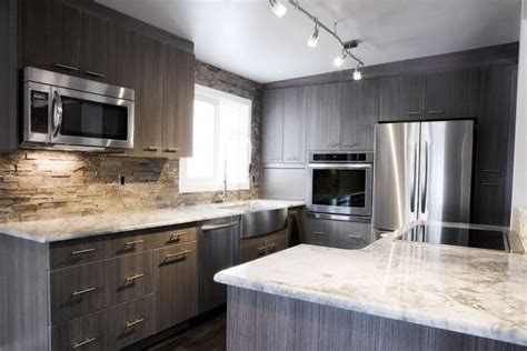 moon white granite with dark cabinets galaxy bar stools clear alder cabinets kitchen