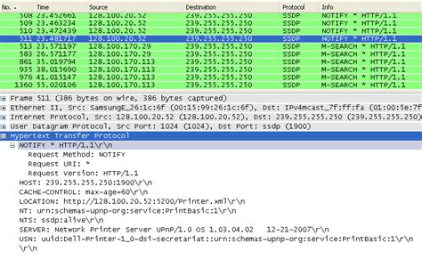 itsecurity   detect wifi  network ssdp