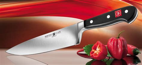 wusthof knife kitchen knives cucina forged cutlery arguably solingen steel corriere