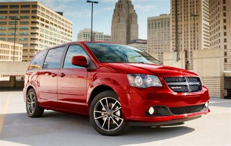 2019 Dodge Grand Caravan Redesign Years  Dodge Challenger