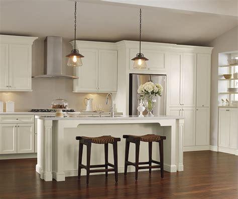 white kitchen cabinets schrock cabinetry
