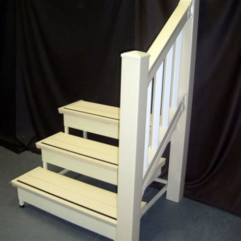 Step Deck R Kit by Metal Freestanding Step Frame Kit With Deck Boards