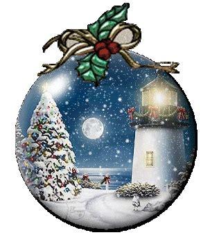 animated christmas ornaments gifs