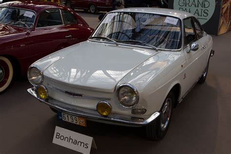 Simca 1000 Coupe - Chassis: SB163228 - 2014 Retromobile