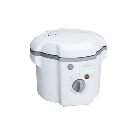 Rival Cool Touch Deep Fryer  Appliances  Small Kitchen