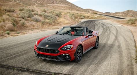 New Fiat Spider by 2018 Fiat 124 Spider For Sale Near Middletown Edison