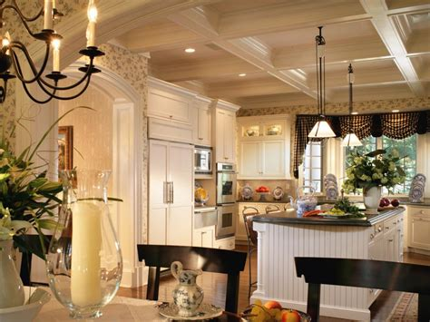 Cottage Kitchens Photos by Farmhouse Chic Kitchen Salerno Hgtv
