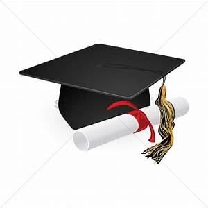 cap and diploma clipart - Jaxstorm.realverse.us