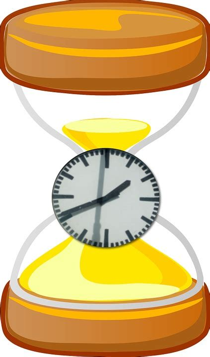 Clipart Time by Hourglass Timer Clock 183 Free Image On Pixabay