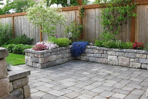 small paver patio small patio ideas for every home gardening flowers 101