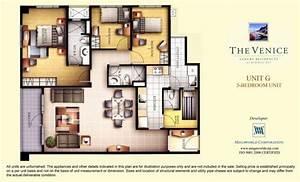 The, Venice, Luxury, Residences, Floor, Plans