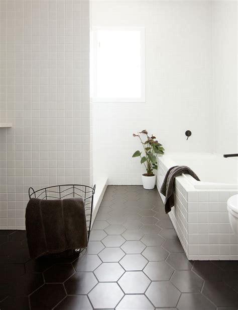 bathroom hexagon tile the 25 best bathroom trends ideas on pinterest gold kitchen hardware bathroom renos and
