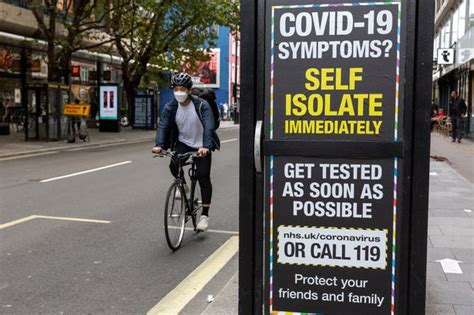 London Covid: How London's infection rate compares to 10 ...