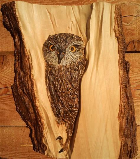 stl model  cnc router engraver carving machine relief artcam aspire owl   wood cnc