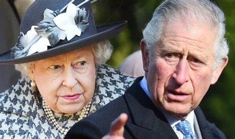 queen latest prince charles  employee  huge fight