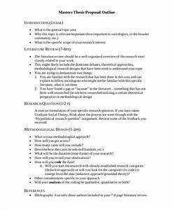 Dissertation Proposal Template 18th Century French Women Research
