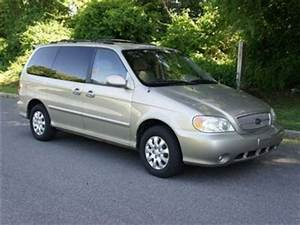 2002-2005 Kia Sedona Service Repair Manual