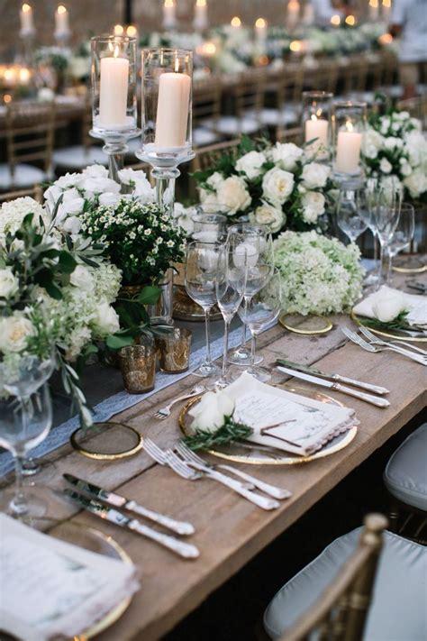 14 romantic wedding table settings romantic sweetheart