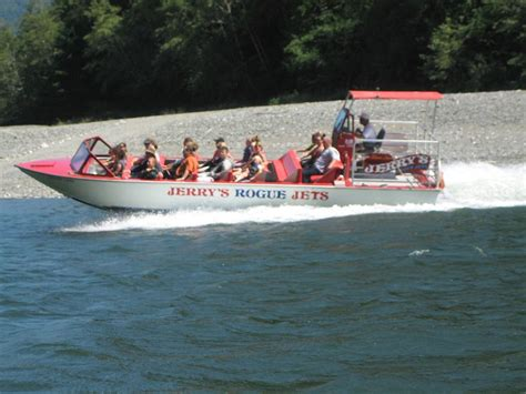 Rogue River Jet Boats by Our Rv Adventures In America Rogue River Jet Boat Trip